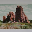 Vintage Postcards Scene in Glen Eyrie Colorado