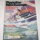 Popular Mechanics December 1981 Greatest Sea Rescue- Space Shuttle