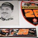 Ernie Irvan Nascar Racing Sketch & Memorabilia