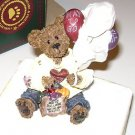"Boyds Bears & Friends Collection  ""Goodfer U Bear Way To Go "" 1993"