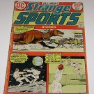 DC comics Strange Sports No 2 1973