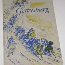 Gettysburg National Park Handbook Frederick Tilberg 1961