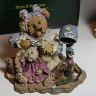 "Boyds Collection Wanda & Gert ""A Little Off The Top"""