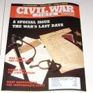 Civil War Times Illustrated Wheres Confederate Gold Lee Surrenders Davis Jailed