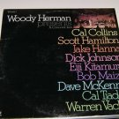 WOODY HERMAN present a Concord Jam Vinyl LP Record