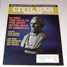 Civil War Times Illustrated Special Bio Jefferson Davis Rebel President
