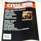 Civil War Times Illustrated 1991 Who Helped Booth Murder Lincoln 5th Texas Reg