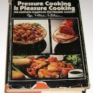 Patricia Phillips pressure cooking 2nd printing 1974 HC