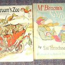 (2) McBrooms Books Zoo & Ghost 1971 & 1972 Sid Fleischman