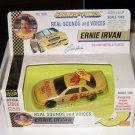 Sounds of Power Ernie Irvan Die Cast Race Car w/Sounds