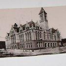 Vintage Postcard Post Office & Custom House Omaha Nebraska 1911