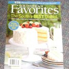 "Southern Favorites ""Souths Best Dishes"" Special Collectors Issue"