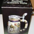 Avon Great American Football Ceramic Stein