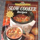 Easy Home Cooking Slow Cooker Recipes HC