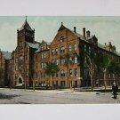 Vintage Postcard St Josephs Hospital Omaha Nebraska 1912