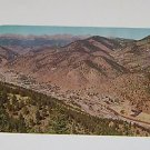 Vintage Postcard Idaho Springs Mountain View