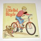 "Tell A Tale Childrens Book ""The Little Red Bicycle"" 1953"
