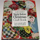 The Night Before Christmas Craft Book by Leslie Linsley (1958, Hardcover)