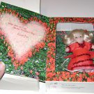 "Marie Osmond Doll ""Valentines Day"" Greeting Card Doll"