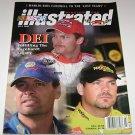 Nascar Illustrated Mag July 2001 DEI Fullfilling Earnhardt Legacy