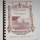 Cherished Recipes Open Door Mission Omaha Nebraska Cookbook
