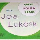 Great Polka Years with Joe Lukesh Vinyl LP