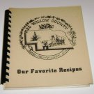 "Red Cloud County Nebraska 1873-1973 Cookbook ""German Section"" included"