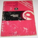 John Deere Operators Manual 8430 8630