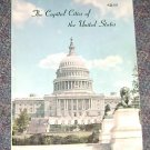 Capitol Cities of the United States Paul W Pollock 1960 PB