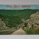 Vintage Postcard Scenic Ozark Highway 1960's?