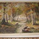 """""""Autumn"""" Art Print by Peter Bucken 1925"""