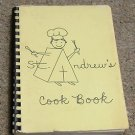 St Andrews Evangelical Lutheran Church Parkville Maryland Cookbook  1976