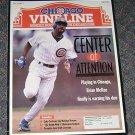 Chicago Vine Line Cubs Magazine July 1996 Brian McRae Cover