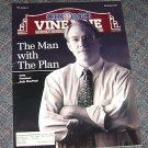 Chicago Vine Line Cubs Magazine November 1997 President Andy MacPhail Cover