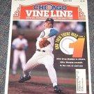 Chicago Vine Line Cubs Magazine April 1993 Mike Morgan Cover