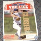 Chicago Vine Line Cubs Magazine July 1993 Randy Myers Cover