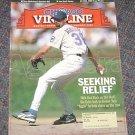 Chicago Vine Line Cubs Magazine July 1999 Rick Aguilera Cover