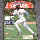 Chicago Vineline Cubs Magazine Sept 1995 Brian McRae cover