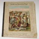 "Befiehl dem herrn deine wege ""Commit to the Lord thy paths"" illustrated1913 book"