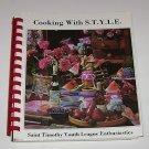 St Timothy Lutheran Church Youth League Fremont Nebraska Cookbook