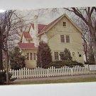 Nebraska Senator George W. Norris Home postcard