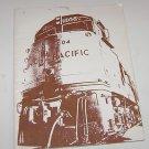 Union Pacific Railroad Recruiting Brochure 1970's?