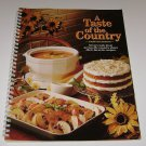 A Taste of the Country (1995 Spiral notebook)