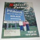 Nebraska Farmer Prague Nebraska Largest Kolach Sign Nemec Family Cover