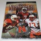 2000 Nebraska Huskers Media & Recruiting Guide Eric Crouch Kyle Vanden Bosch