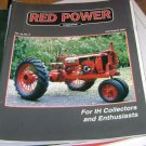 RED POWER IH & Farmall Enthusiasts Collectors Magazine july august 2001