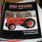 RED POWER IH & Farmall Enthusiasts Collectors Magazine november december 2000