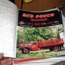 RED POWER IH & Farmall Enthusiasts Collectors Magazine may june 1998