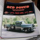 RED POWER IH & Farmall Enthusiasts Collectors Magazine july august 1997