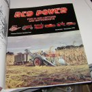 RED POWER IH & Farmall Enthusiasts Collectors Magazine november december 1998